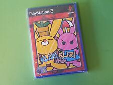 Kuri Kuri Mix Sony PlayStation 2 PS2 Game - Empire Interactive *NEW & SEALED*