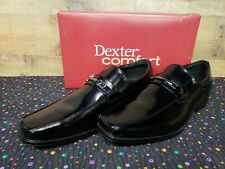561c5b428 Dexter Comfort 159532 Crosby Slipon Dress Mens Shoes Size 10.5 New With Box