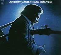 JOHNNY CASH - COMPLETE 1969 LIVE CONCERT AT SAN QUENTIN D/Remaster CD *NEW*