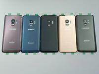 Vitre arrière couvercle cache batterie avec adhésif - Samsung Galaxy S9 SM-G960F