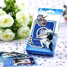 Collection!Gintama Gin Tama Poker Cards Playing Cards Japanese Anime Cosplay
