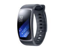 SAMSUNG Gear Fit 2 Smartwatch (L) Schwarz