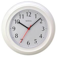Acctim Wycombe Wall Clock White 21412 Ang21412