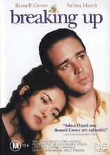 BREAKING UP (Russell Crowe, Salma Hayek)  - DVD - UK Compatible sealed