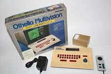 Sega SG-1000 Ultra RARE Othello Multivision FG-1000 version BOXED 1983 JAPAN