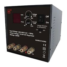 12-30VDC,0-67Amp Adjustable outputs,2000W Premium quality Power Supply , 2A USB