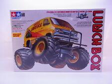 65215 | Tamiya RC 58347 Bausatz 1:12 Lunch Box Monster Van NEU in OVP
