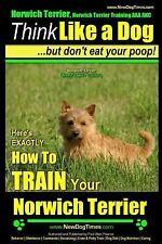Norwich Terrier,Norwich Terrier Training Aaa Akc Ser.: Norwich.