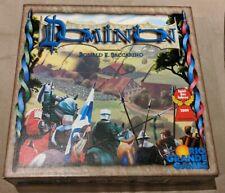 DOMINION Rio Grande Games Card Game core set COMPLETE IN BOX 2009 Spiel Winner