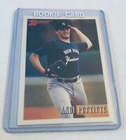 B5,846 - 1993 Bowman #103 Andy Pettitte Rookie Yankees