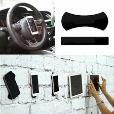 Lot 2pcs Car Sticker Cell Phone Pad Rubber Stickers Nano Stander Multi-purpose