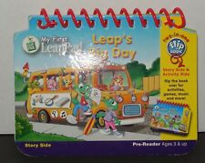 Leap Frog My First LeaPad  Leaps Big Day Book Only