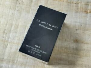 Romance Ralph Lauren Cosmair for men EDT Spray 100 ml 3.4 oz, Vintage, Very Rare