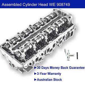 Assembled Cylinder Head For Mazda BT50 & Ford Ranger WE w/ Cams Valves & Rockers