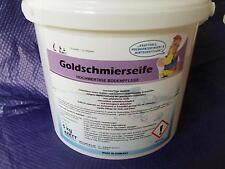 (EUR 3,59 / kg) Goldschmierseife,Schmierseife, Edelweiss Azett, 5kg Eimer, Neu,
