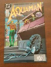 Aquaman #4 - Part 4 of 5 - September 1989