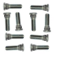 Box of 10 M12-1.50 Serrated Wheel Stud 14.20mm Knurl 40mm Length Dorman 610-266