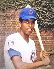 RARE Print Oscar Gamble 1969 Chicago Cubs MINT 8x10 Portrait ROOKIE Call Up