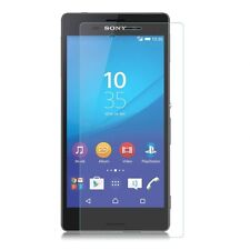 Brand New high quality 9H Tempered Glass screen protector for Sony Xperia M4