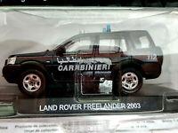 Land Rover Freelander 2003 Carabinieri - Scala 1:43 - Atlas - Nuovo