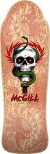 Powell Peralta BONES BRIGADE Mike McGill SKULL AND SNAKE Skateboard NATURAL