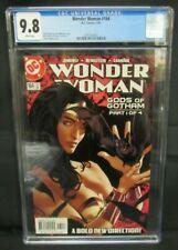 Wonder Woman #164 (2001) Beautiful Adam Hughes Cover DC CGC 9.8 X897