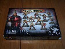 Goliath Necromunda Gang (bits)