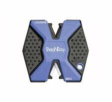 Accusharp Sharp N Easy 2-step Knife Sharpener Blue Coarse/fine #334c