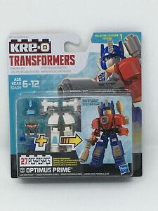 Hasbro Kre-o Transformers 27 Piece Building Toy - Optimus Prime - New