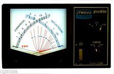 SWR/POWER METER/ 125-525 MHZ/  200W/ CROSS NEEDLE/ JTWXVU