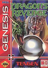 Dragon's Revenge (Sega Genesis, 1994)