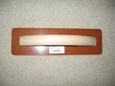 "Laminated Resin Hand Float -- 12"" x 3 1/2"" -- Concrete Tool Made in the USA"