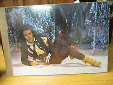 Vintage Rock and roll Adam Ant of the road  poster 80's NICE