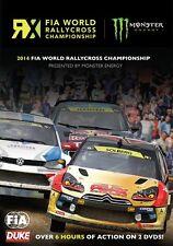 FIA World Rallycross Championship - Official Review 2014 (New 2 DVD Set) RX
