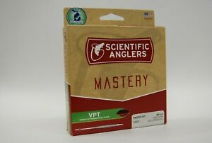 Scientific Anglers Mastery VPT Fly Line WF-4-F - CLOSEOUT