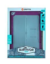 Survivor Slim for iPad Pro 12.9-inch, Sangria/Grey RC42622