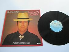 ELTON JOHN - THE VERY BEST OF - 12 INCH - K-TEL - CLASSIC ELTON JOHN - 33RPM