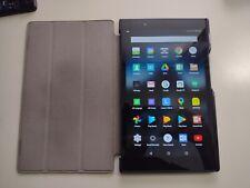 Lenovo Tab 4 16GB, Wi-Fi 8 inch Tablet Case & Keyboard Bluetooth TB-8504F Bundle