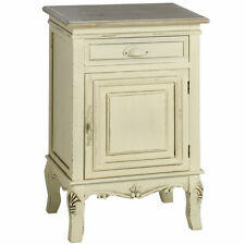 Country 66cm-70cm Bedside Tables & Cabinets with Cupboard