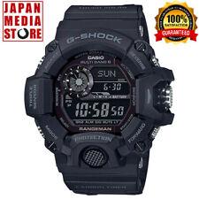 Casio G-SHOCK GW-9400J-1BJF Rangeman Black Out Limited Digital Men`s Watch