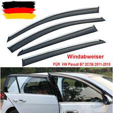 Windabweiser für VW Golf 7 VII BA5 Variant 2013-2018 rechts & links Window visor