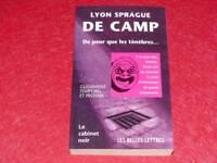 [BIBLIOTHEQUE H.& P-J. OSWALD] CABINET NOIR # 28 SPRAGUE DE CAMP TENEBRES 1999