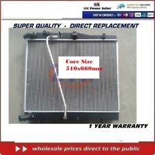 TOYOTA HIACE 2001-2011 RADIATOR 2.5 TD 2.5 D4D MANUAL WITH//WITHOUT AC NEW