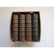 PAROISSIEN ROMAIN TRÈS COMPLET, 4 TOMES / 4, MAME, N° 79, 1888