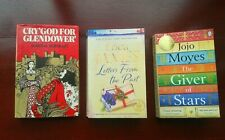 Books - Cry God for Glendower, The Giver of Stars, Letters From the Past