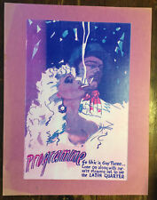 Vtg Program / Programme LATIN QUARTER New York Nightclub: So This is Gay Paree