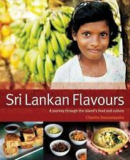 Sri Lankan Flavours: A Journey Through the Island's Food and Culture-ExLibrary