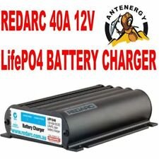 REDARC BCDC1240 24v to 12v Dual Battery System Dc-dc Charger MPPT Solar Kit
