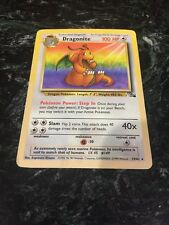 Pokemon Dragonite 19/62 Nice !!
