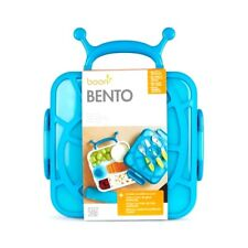 - NEW - Boon Bento Lunch Box Blue Snail